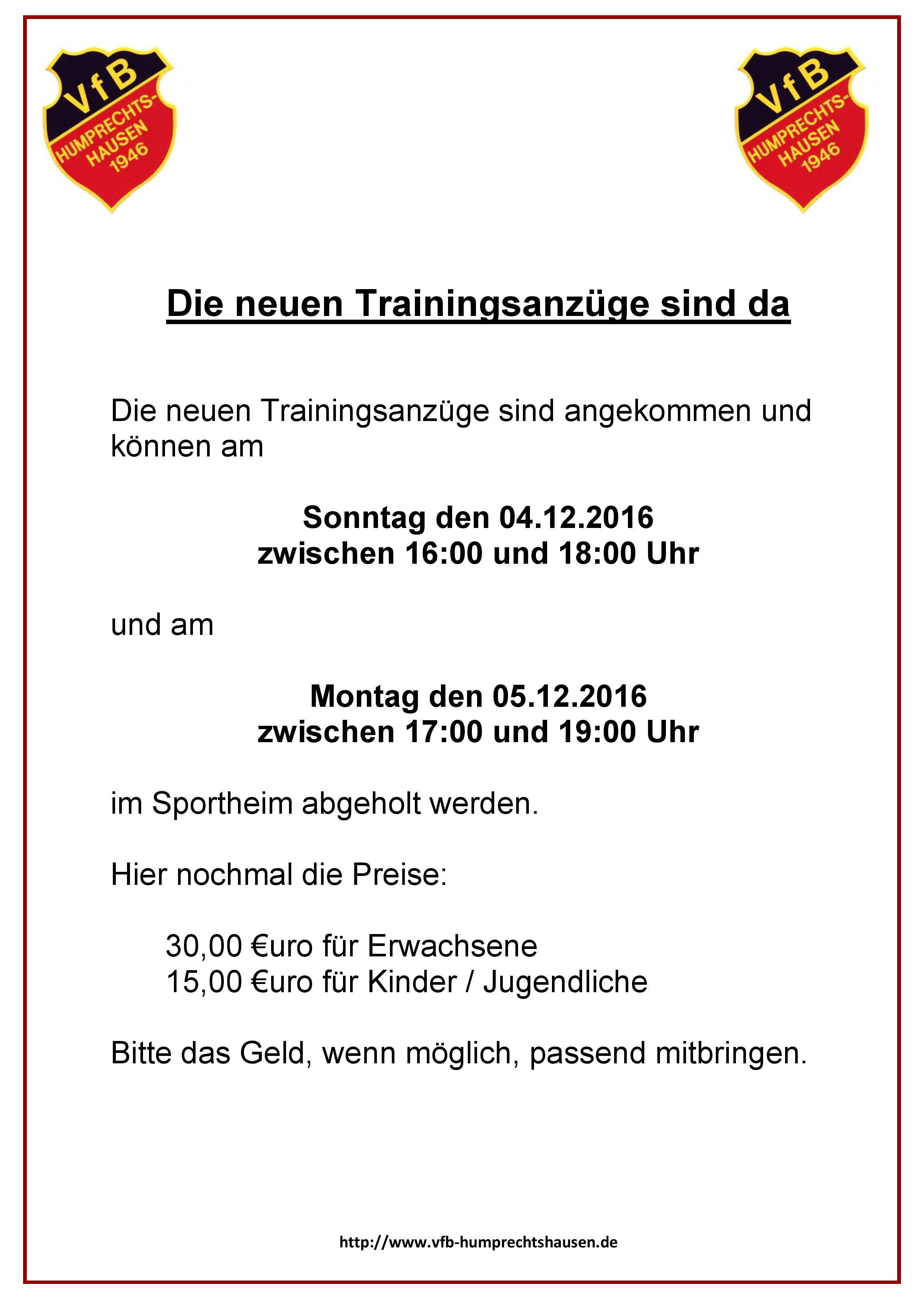 flyer_abholungtrainingsanzuege2016